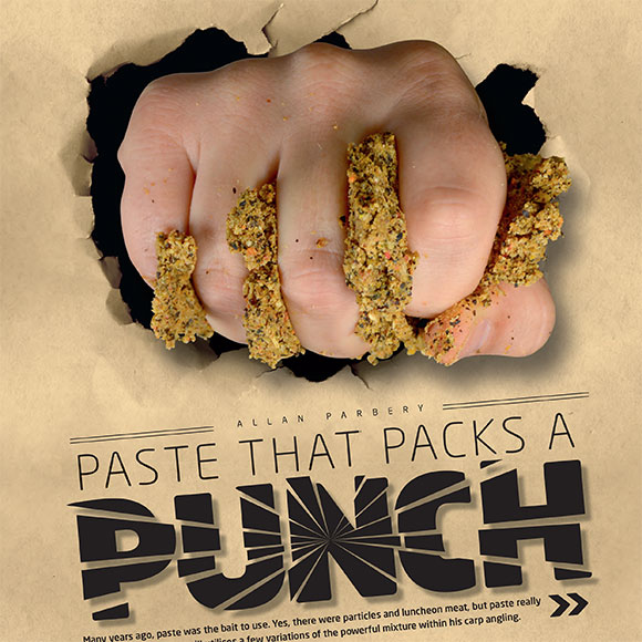 Paste That Packs A Punch