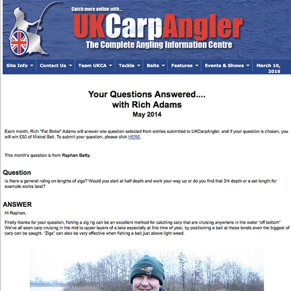 Your Questions May 2014