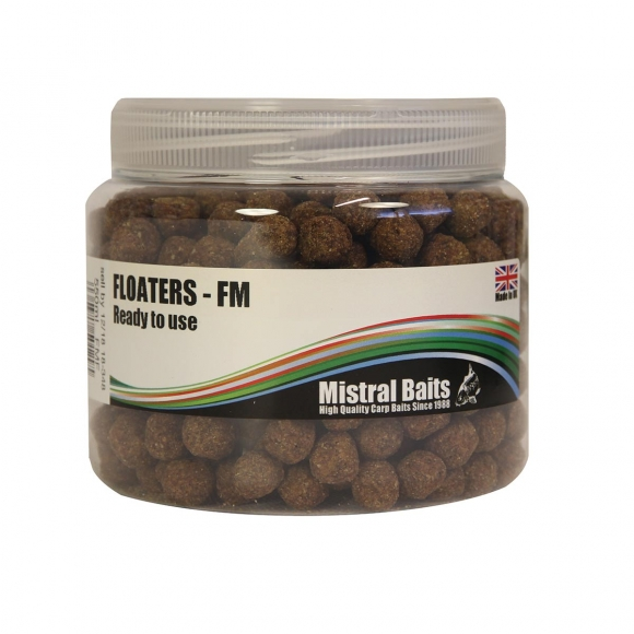 FM Floaters (dark red/ brown)