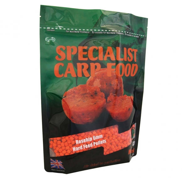 Rosehip Hard Feed Pellets 900g