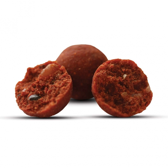 Red Birdspice Boilies