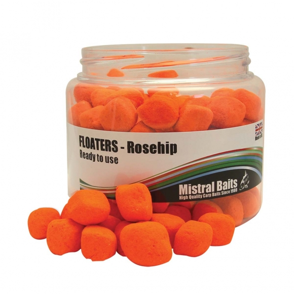 Rosehip Floaters (orange) 550ml
