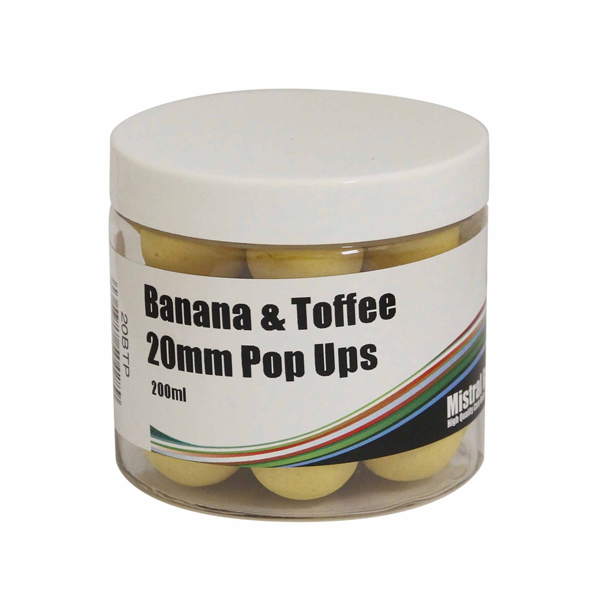Banana and toffee pop ups