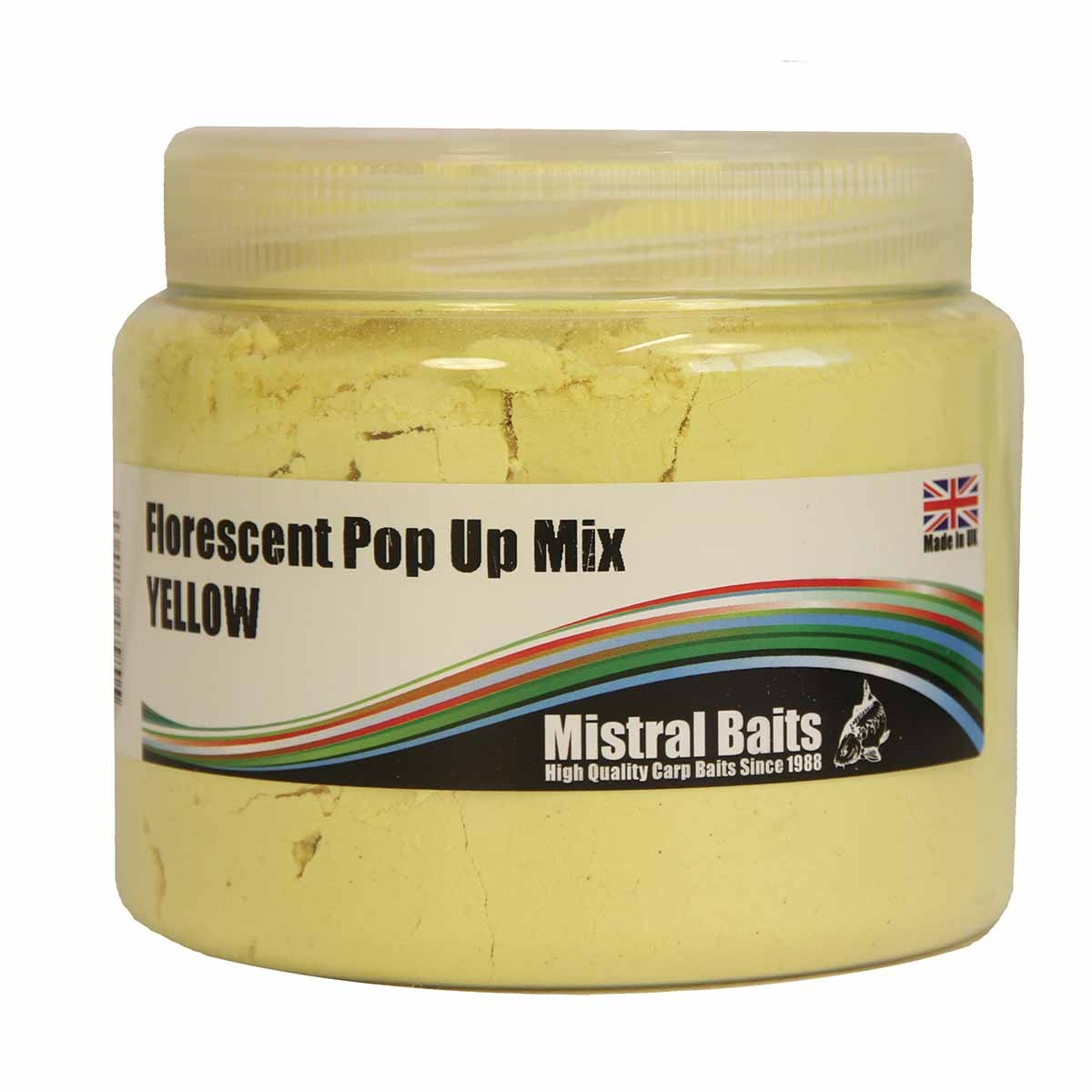 Fluorescent Pop Up Mix Yellow