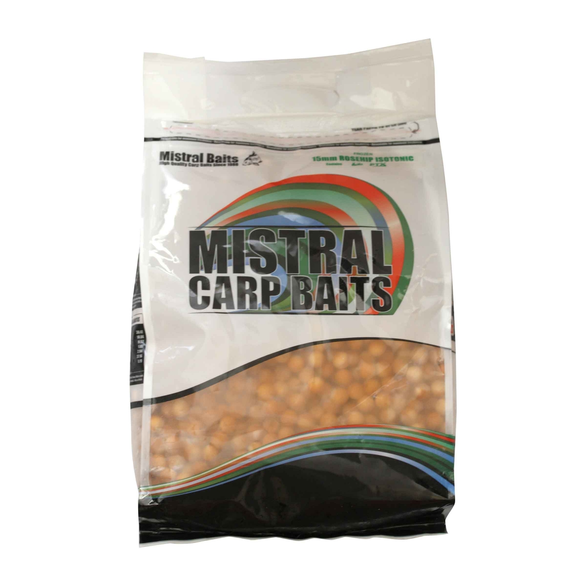 Rosehip Isotonic 15mm boilies