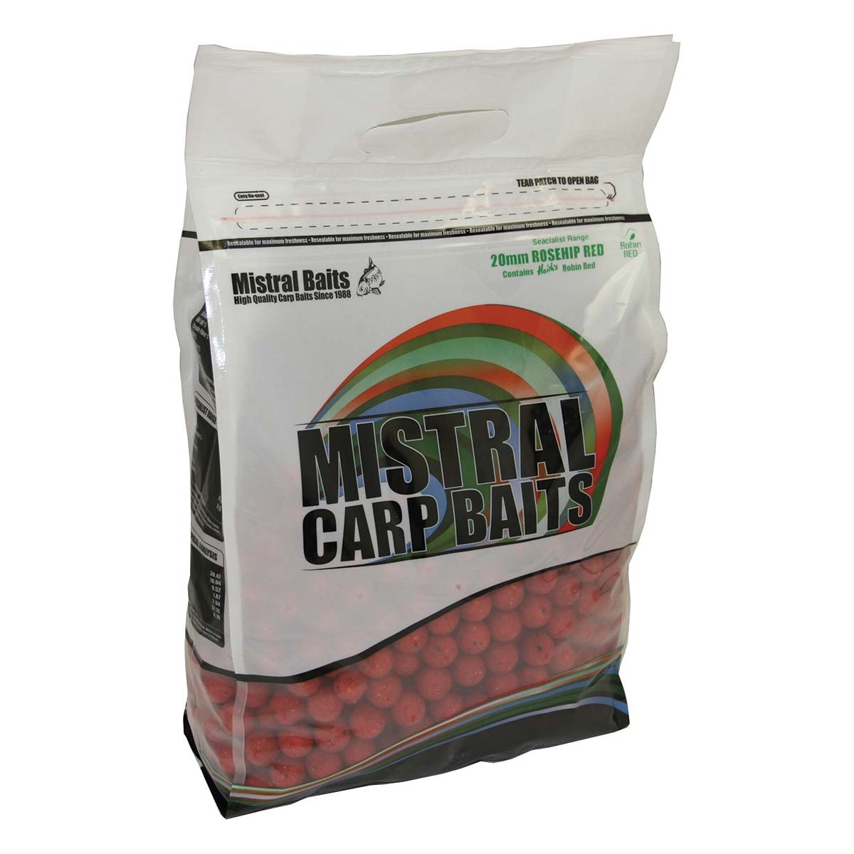 Rosehip Red Boilies Bag