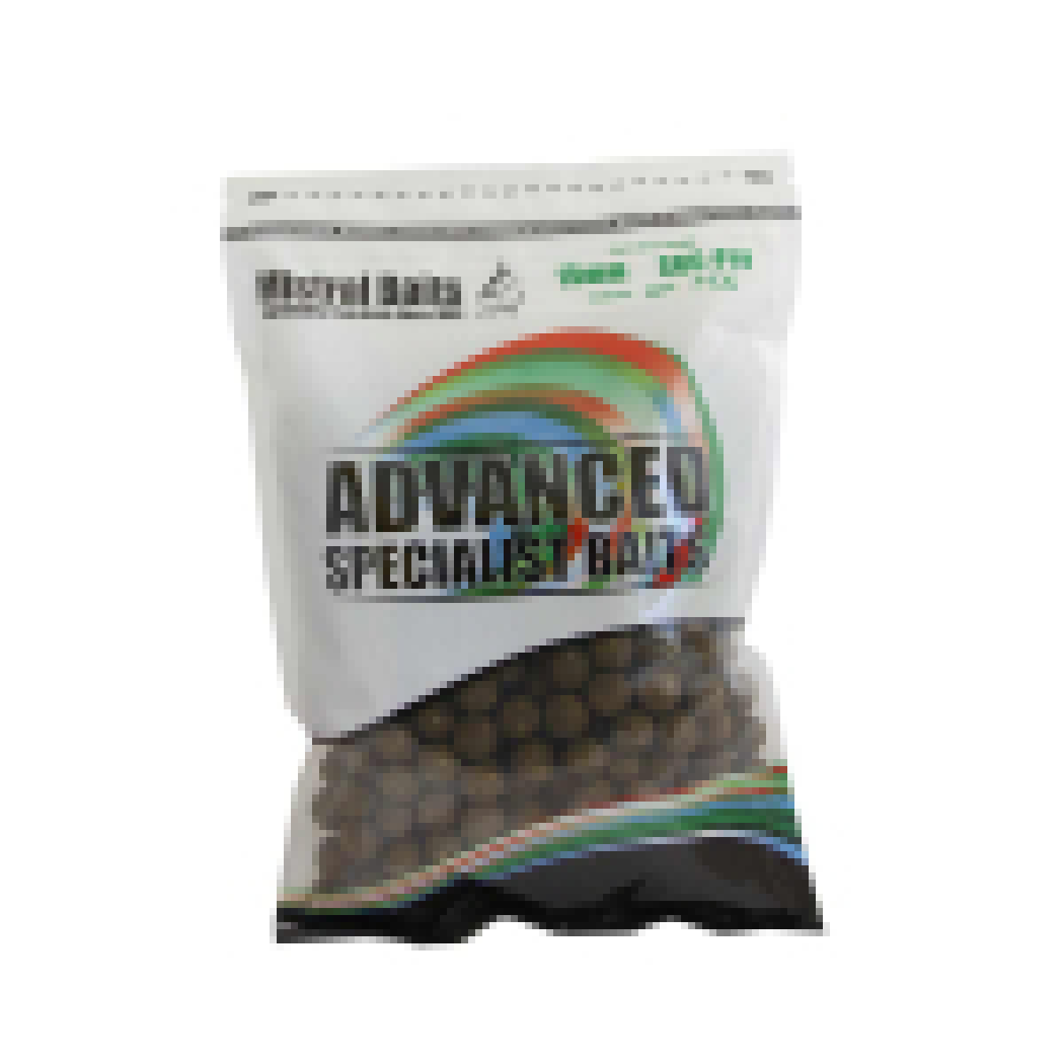 Spirulina Shelfish boilies bag