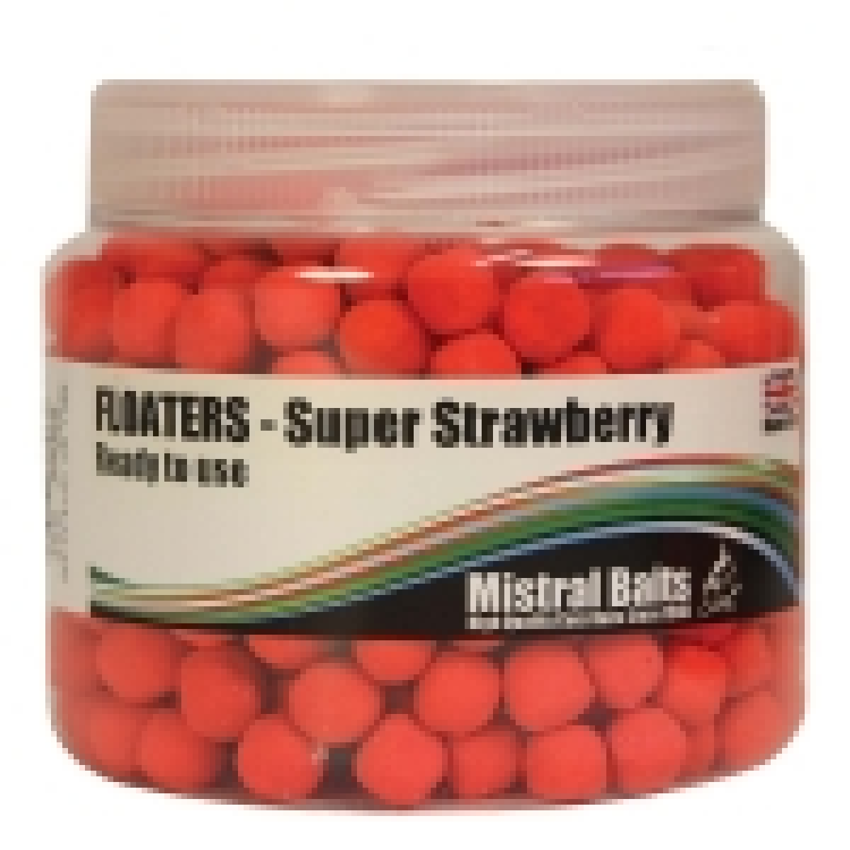 Strawberry Floaters