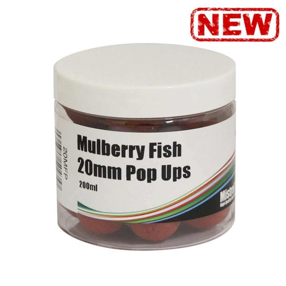 Mulberry Fish Pop Ups