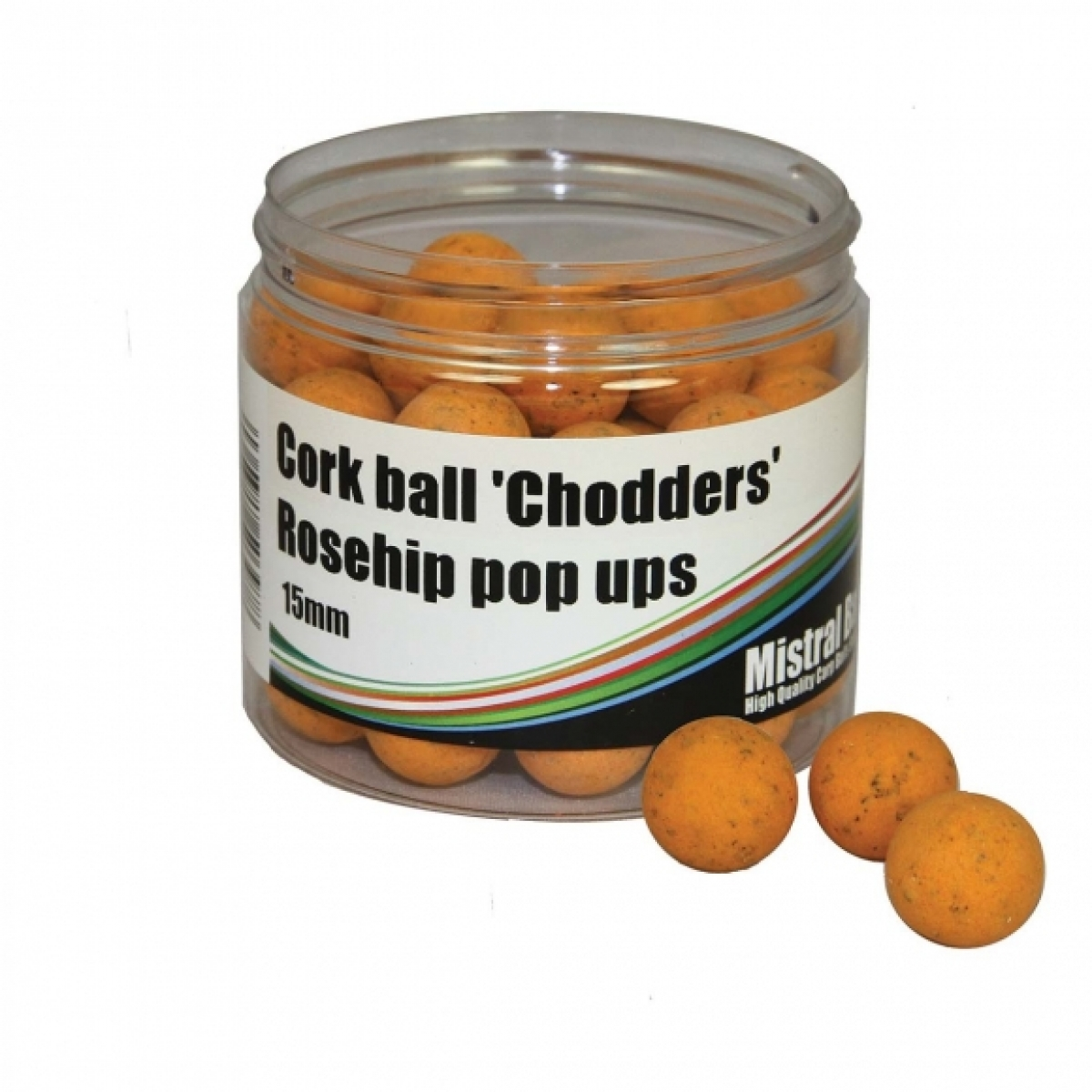 Rosehip Pop Up Cork Ball Chodders