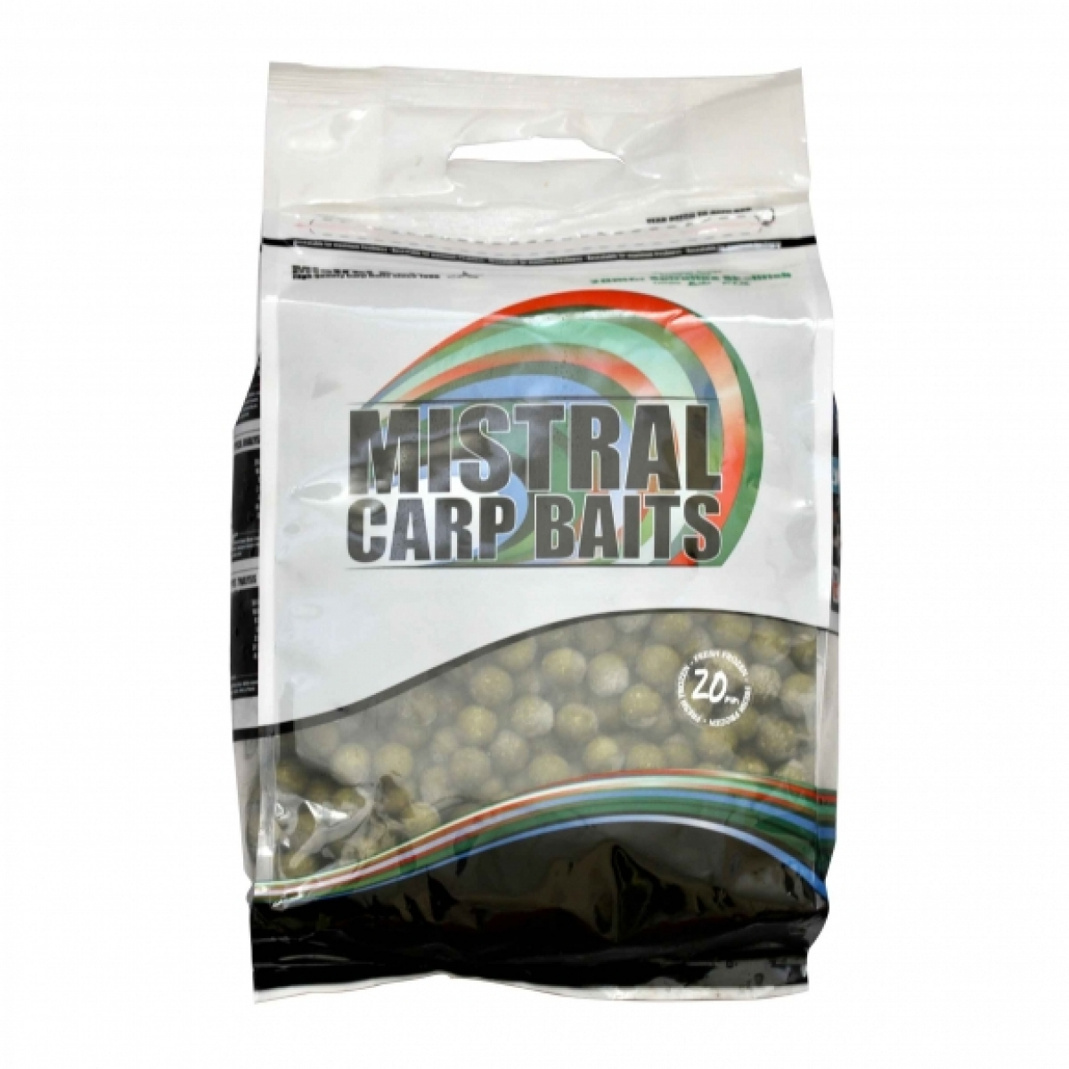 Spirulina Shelfish 20mm boilies bag 5kg